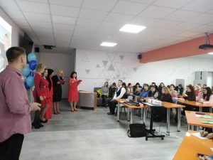 Кафедра математики, інформатики та інформаційної діяльності