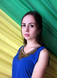 Голова Дар'я Бондаренко