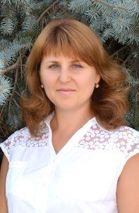 Граматик Надія Василівна кандидат педагогічних наук