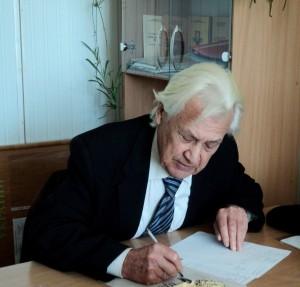 ТИЧИНА Анатолій Костянтинович, доктор історичних наук, професор