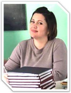 Житомирська Тетяна Михайлівна кандидат педагогічних наук, доцент