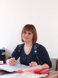 Долголенко Ірина Анатоліївна кандидат філософських наук, доцент