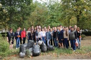"""Студенти ІДГУ запрошують навчальні заклади прийняти участь в екологічній акції """"Зробимо Ізмаїл чистіше все разом"""""""