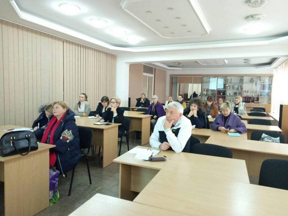 Методичний семінар з кураторами