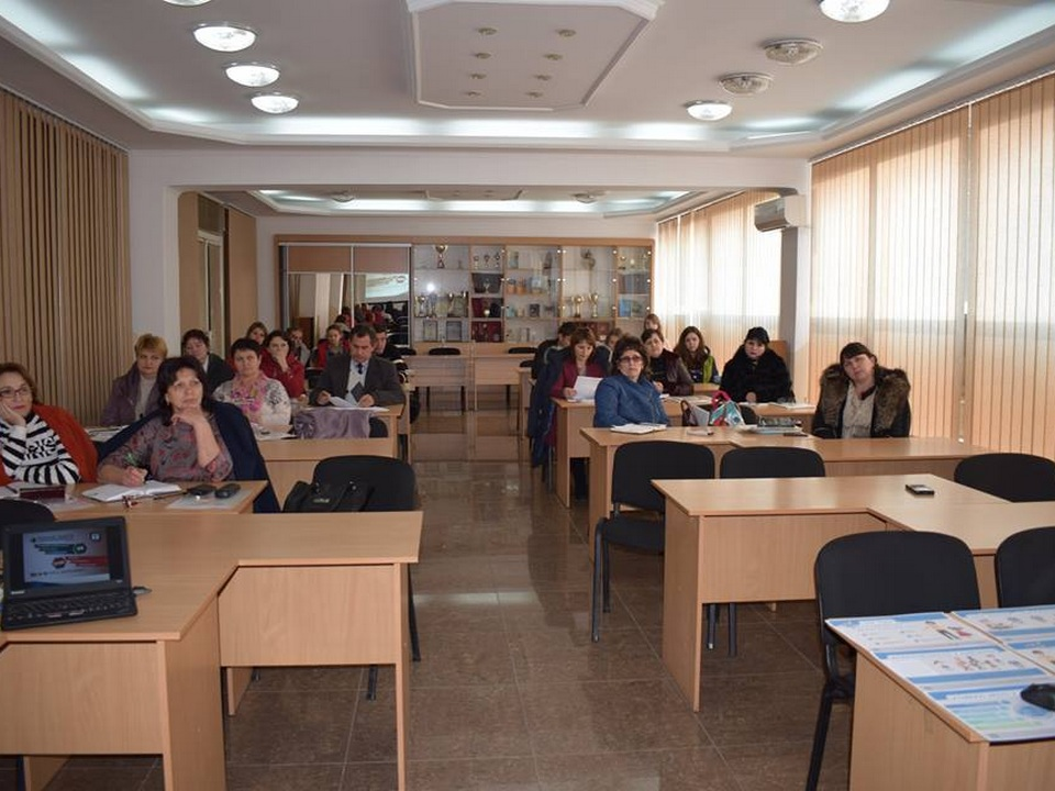 Директори шкіл Ізмаїльського району на тренінгу