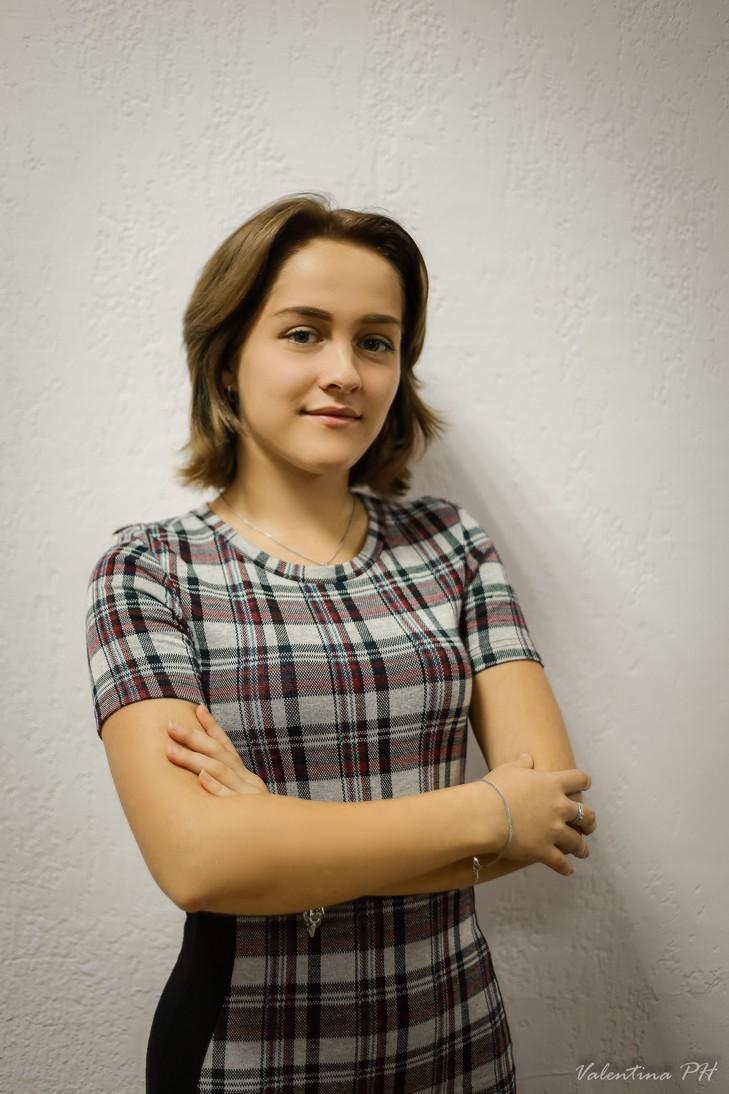 Лузанова Олена