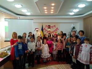 «Българска светлица» святкувала Різдво Христове в ІДГУ