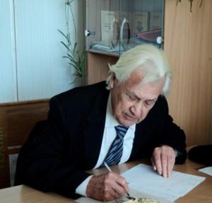 Тичина Анатолій Костянтинович –  доктор історичних наук, почесний професор