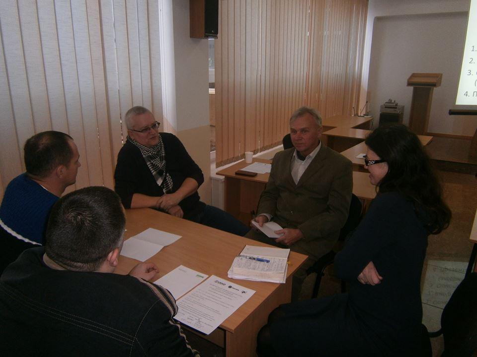 семінар-тренінг для ЗМІ півдня України