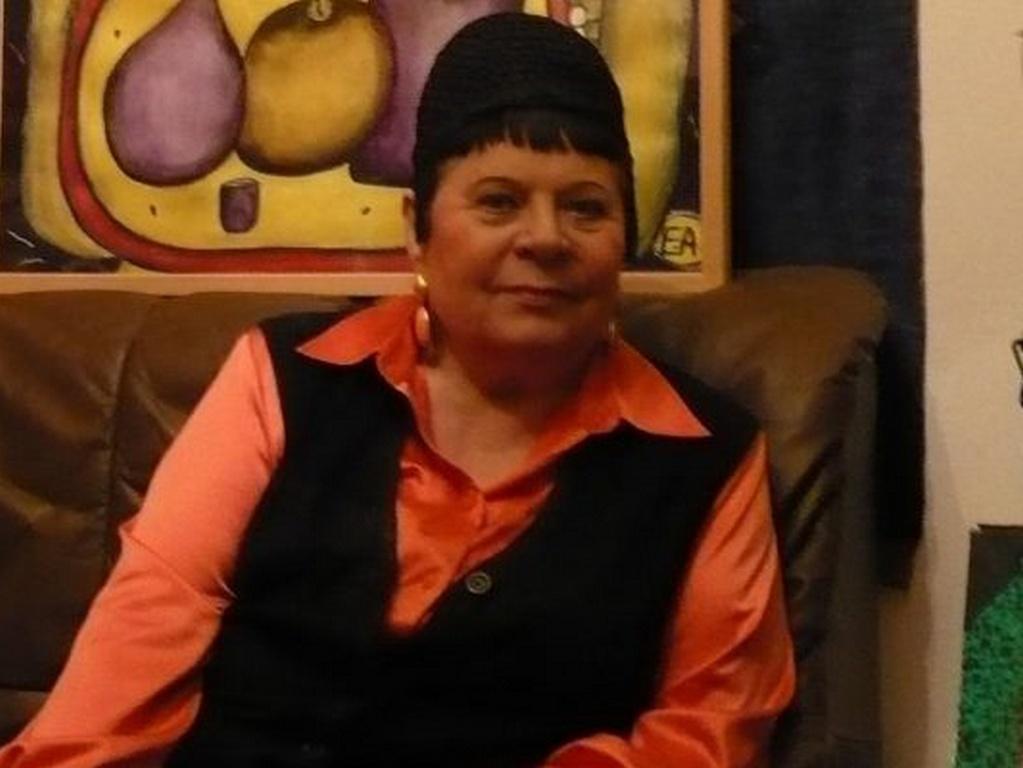 Емма Андієвська, лауреат Шевченківської премії 2018 року