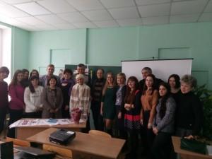 Літературна гостина, присвячена Всесвітньому дню поезії на факультеті української філології та соціальних наук