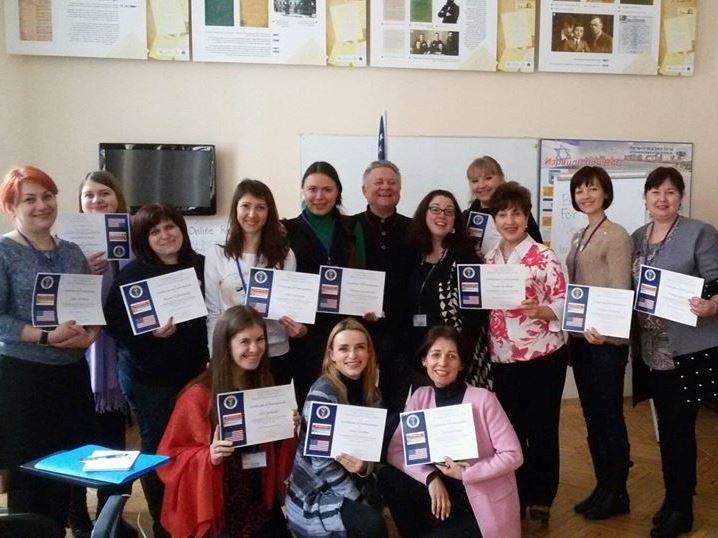 Регіональний тренінг вчителів англійської мови