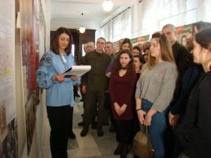 Пересувна виставка «УПА — відповідь нескореного народу»