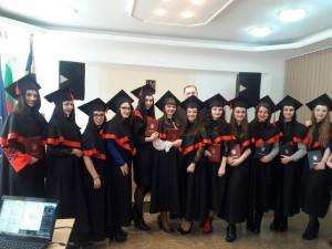 Випускники-магістри факультету української філології та соціальних наук