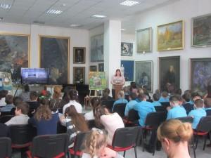 Захід до Дня українського добровольця, організований представниками Центру громадянської освіти та студентами ІДГУ