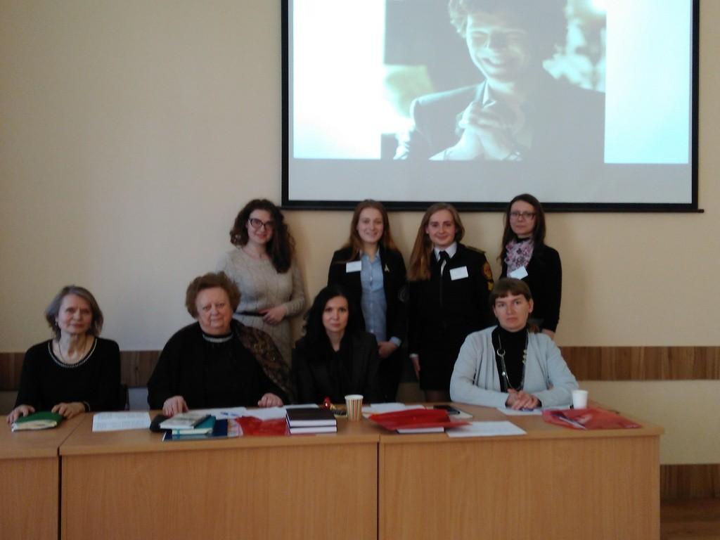 Члени комісії ІІ туру Всеукраїнського конкурсу студентських наукових робіт з галузей знань і спеціальностей