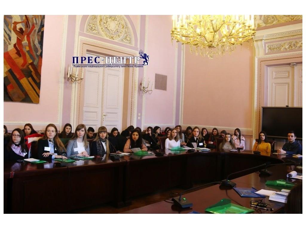 Учасники ІІ туру Всеукраїнського конкурсу студентських наукових робіт з галузей знань і спеціальностей