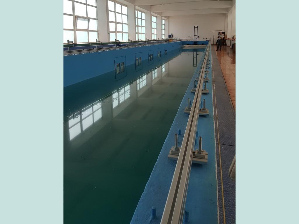 Експериментальний майданчик факультету суднобудівництва