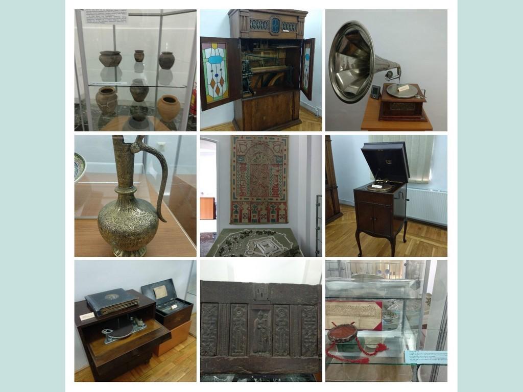 Фонди музею історії Кароля І, м. Браїла