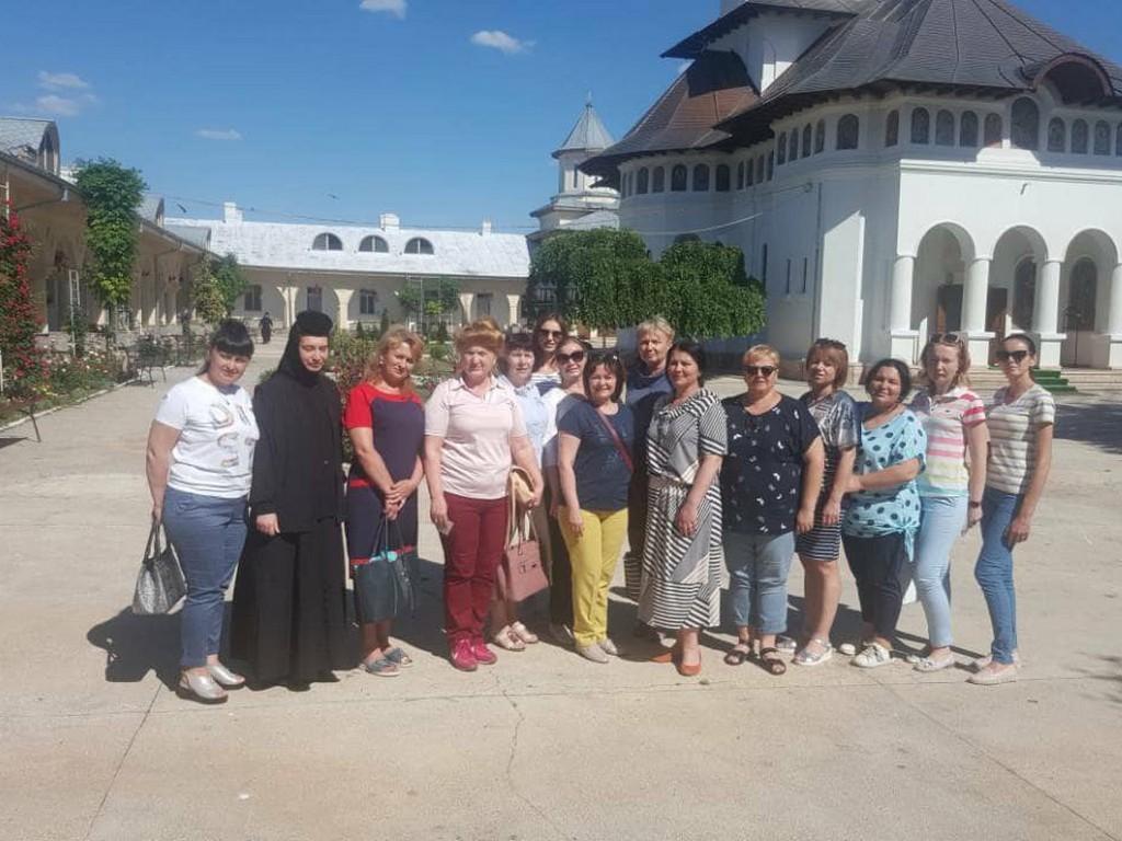 Жіночий монастир «Tudor Vladimirescu»
