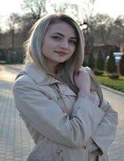 Гайдаржи Вікторія, студентка ІІІ курсу  педагогічного факультету