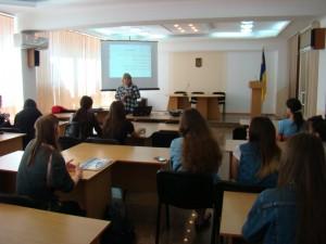 18 травня в ІДГУ з метою підвищення рівня медіаосвіти для жителів Одеського регіону було проведено семінар «Школа медіаграмотності»
