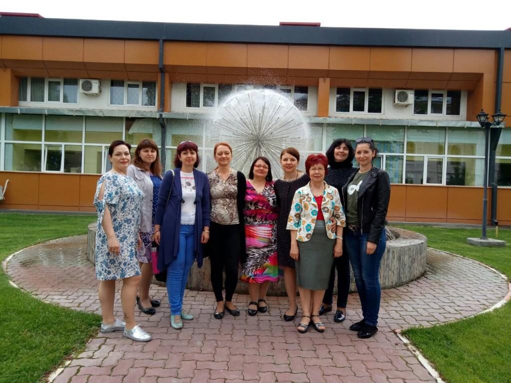 Закордонне стажування в університеті «Дунере де Жос» (м. Галац, Румунія)