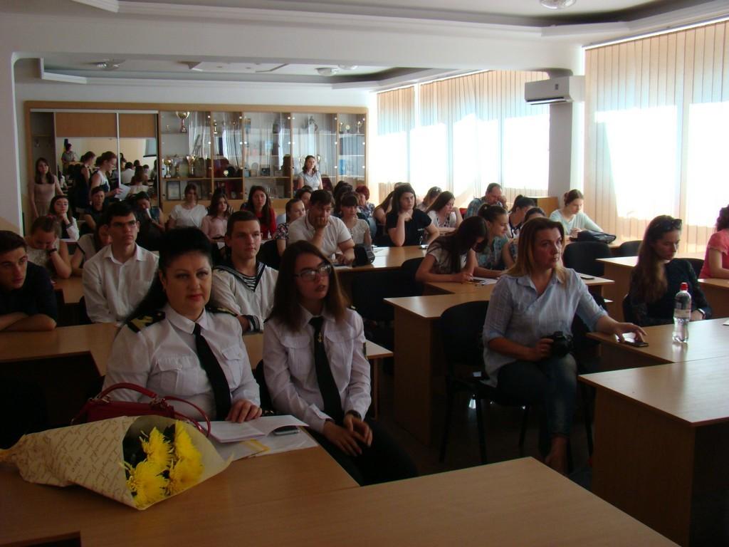 Студентська науково-практична конференція «Пріоритетні напрями європейського наукового простору: пошук студента»