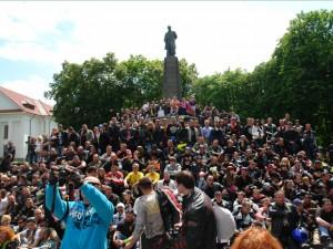 На ФУФСН обговорювали дату перепоховання Шевченка