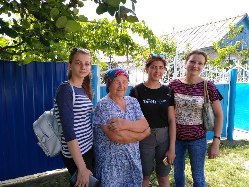 Діалектологічні експедиції студентів і викладачів ІДГУ Південною Бессарабією
