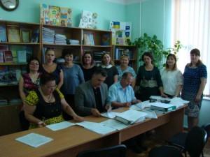 Експертна комісія МОН України зробила висновок про спроможність ІДГУ здійснювати підготовку здобувачів з напряму підготовки 6.010102 Початкова освіта