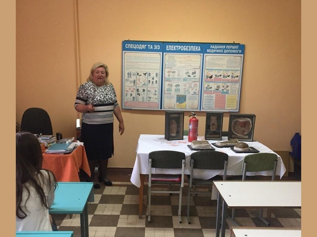 В ІДГУ проведено ряд заходів в рамках місячнику з охорони праці
