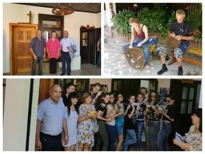 Україно-болгарський міжнародний проект «Със знание да помним историята, да пазим традициите и да посрещаме предизвикателствата на бъдещето»