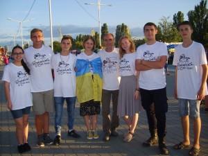 5-й Міжнародний рок-фестиваль «Дунайська січ» в ізмаїлі