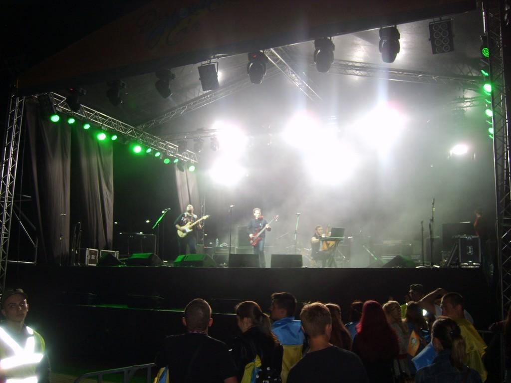 28 - 29 червня Ізмаїльський державний гуманітарний університет вдруге виступив партнером Міжнародного рок-фестивалю «Дунайська січ»