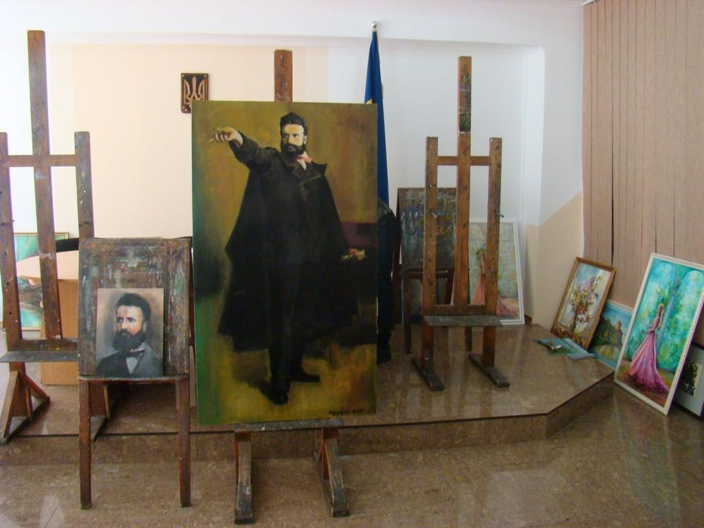 Чергова плеяда художників ІДГУ