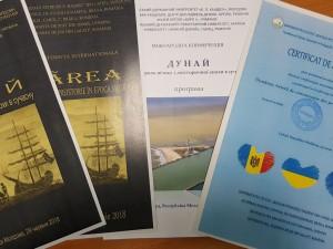 Делегація науковців ІДГУ взяла участь II міжнародному симпозиумі, присвяченому Дню Дунаю