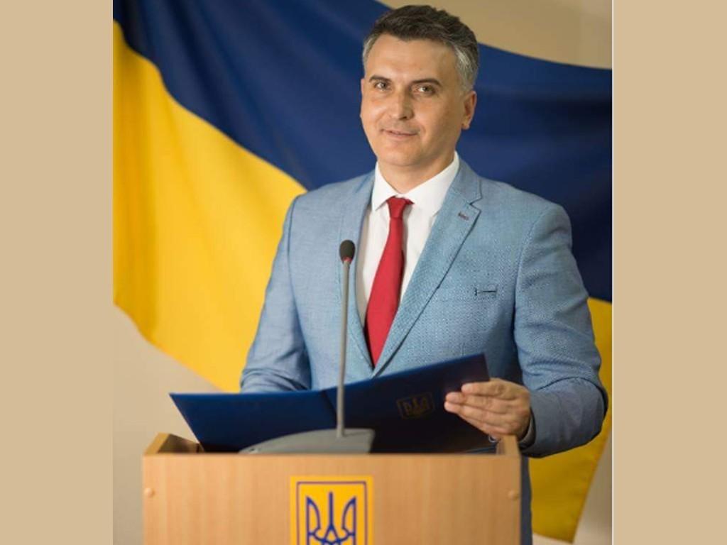 Кічук Ярослав Валерійович, доктор педагогічних наук, професор, ректор університету