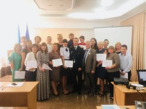 На базі Ізмаїльського державного гуманітарного університету пройшов Придунайський регіональний науково-практичний семінар