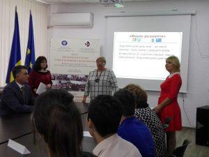 Фахівці Центру громадянської освіти ІДГУ організували круглий стіл для підтримки розвитку мов