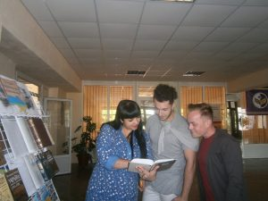 Місячник освітніх заходів в ІДГУ «Україна суверенна - від витоків до сьогодення»