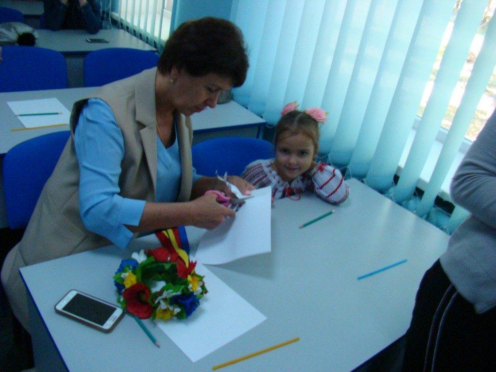 В ІДГУ відбувся майстер-клас до Міжнародного Дня Миру