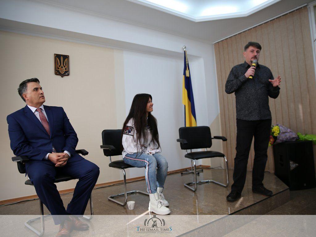 Молодіжний форум, присвячений «зеленій» енергетиці, за участю Руслани Лижичко