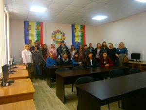 Переможці конкурсу, присвяченого 160-й річниці створення Болградської гімназії ім. Георгія Раковського