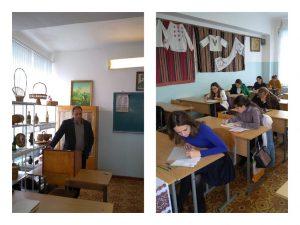 Учасниками конкурсу стали студенти двох факультетів : ФУФСН та ФІМ