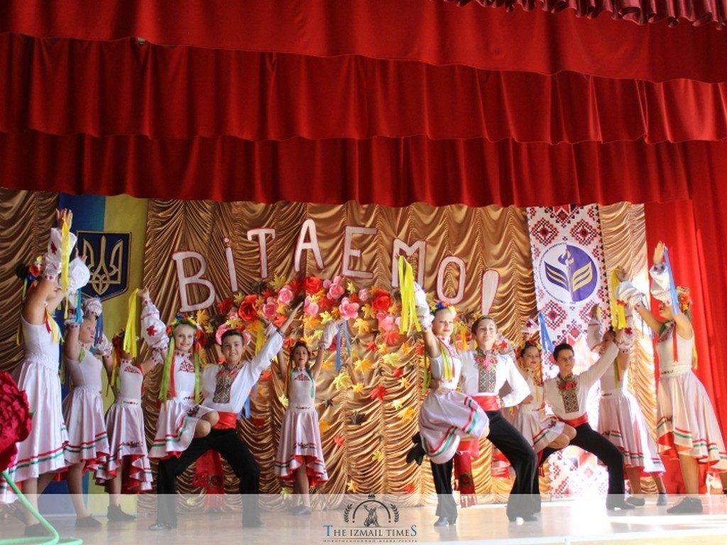 Святковий концерт, присвячений Дню працівників освіти в ІДГУ