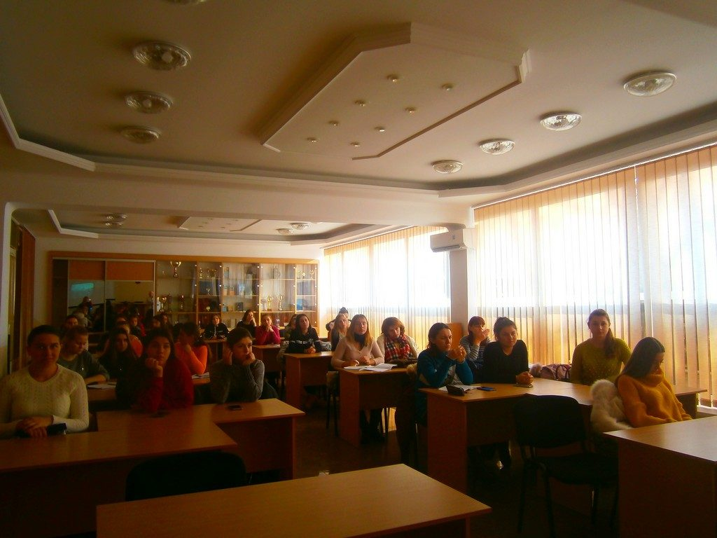 Панельна дискусія в ІДГУ