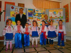 Співробітники ІДГУ в гостях у вихованців дитячого садочку