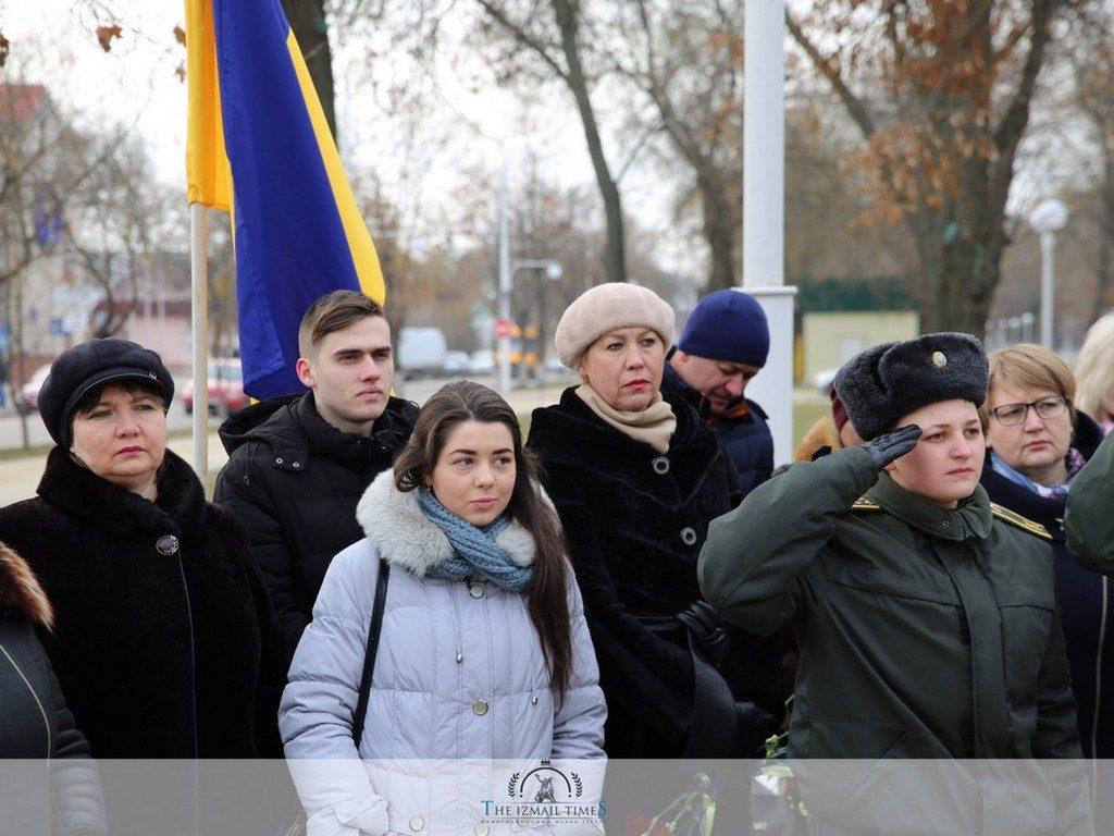 22 січня відбулась церемонія урочистого покладання квітів до пам'ятника Кобзарю на честь Дня Соборності України, в якій взяли участь представники ІДГУ