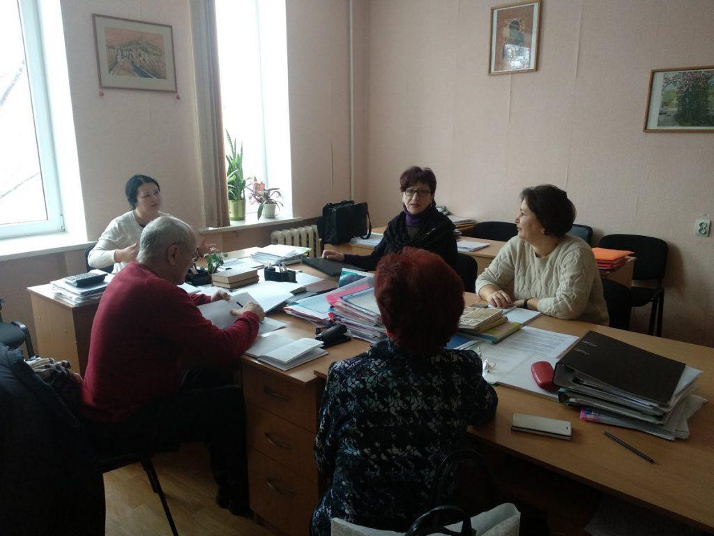 Установча зустріч учасників проекту